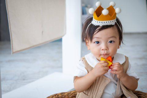 1歳お誕生日♪