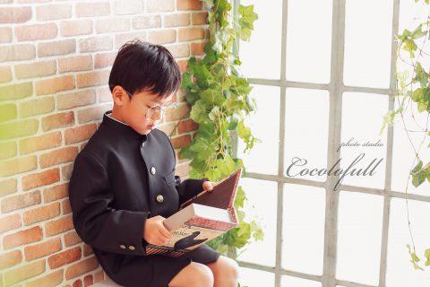 ◇ 入学記念撮影 ◇