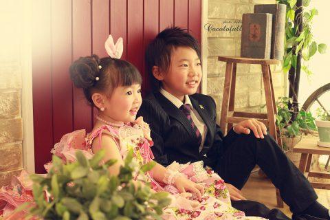 桜も満開♡笑顔も満開♪