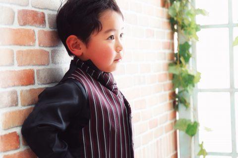 ◇ スーツで753 ◇
