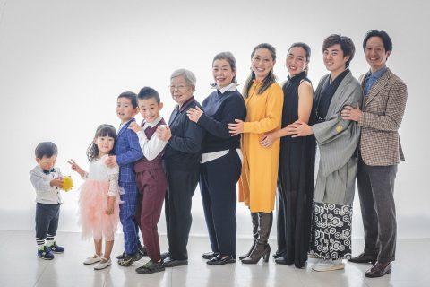 家族写真ならココロフルティアラ!