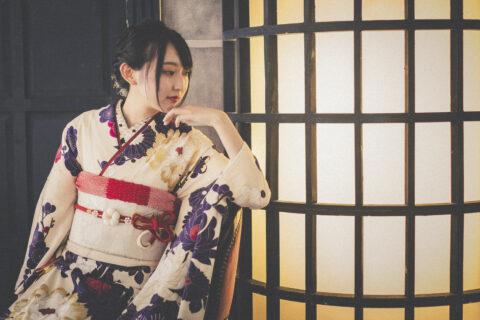 成人式前撮り袴も着れます!