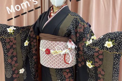 アクトレス大阪 振袖展示会