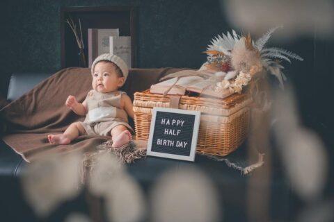 BABY PHTO-half birthday-