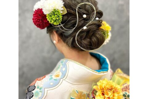 FURISODE HAIR