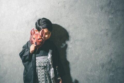 753PHOTO-animal mask-